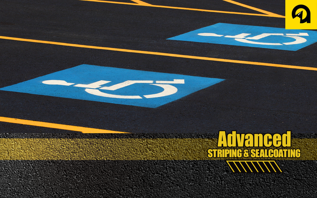 Client Spotlight: Advanced Striping and Sealcoating