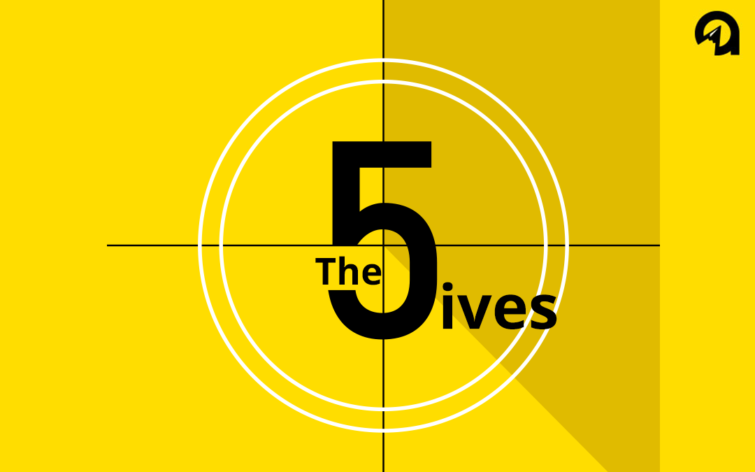 The 5ives: Websites for the Win